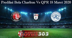 Prediksi Bola Charlton Vs QPR 18 Maret 2020