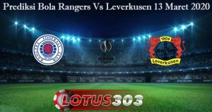 Prediksi Bola Rangers Vs Leverkusen 13 Maret 2020