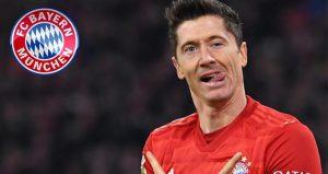 Lewandowski Tancap Gas Membawa Bayern Menang