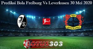 Prediksi Bola Freiburg Vs Leverkusen 30 Mei 2020