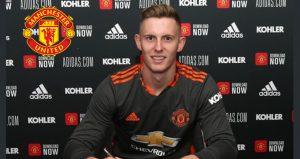 Dean Henderson Resmi Tetap Bersama Man United