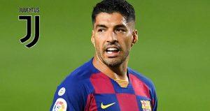 Juventus Mencoba Datangkan Luis Suarez
