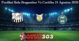 Prediksi Bola Bragantino Vs Coritiba 24 Agustus 2020