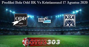Prediksi Bola Odd BK Vs Kristiansund 17 Agustus 2020