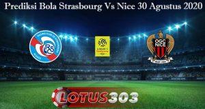 Prediksi Bola Strasbourg Vs Nice 30 Agustus 2020
