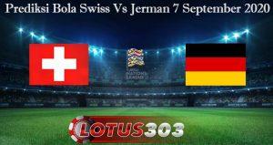 Prediksi Bola Swiss Vs Jerman 7 September 2020