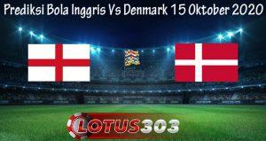 Prediksi Bola Inggris Vs Denmark 15 Oktober 2020