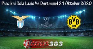 Prediksi Bola Lazio Vs Dortmund 21 Oktober 2020