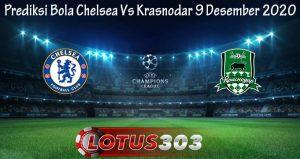 Prediksi Bola Chelsea Vs Krasnodar 9 Desember 2020