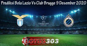 Prediksi Bola Lazio Vs Club Brugge 9 Desember 2020