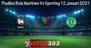 Prediksi Bola Maritimo Vs Sporting 12 Januari 2021
