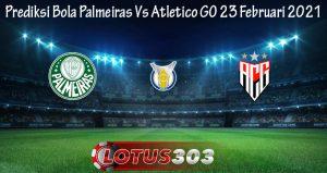 Prediksi Bola Palmeiras Vs Atletico GO 23 Februari 2021